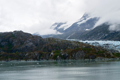 "Glacier Bay National Park, Alaska. ""Glacier Bay #6"""
