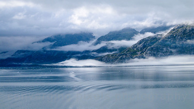 "Glacier Bay National Park, Alaska. ""Glacier Bay #5"""