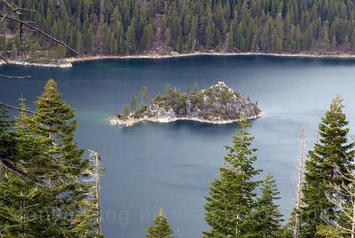 . Emerald Bay, Lake Tahoe, May  '09.