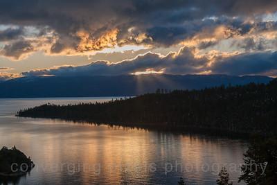 Emerald Bay at Sunrise