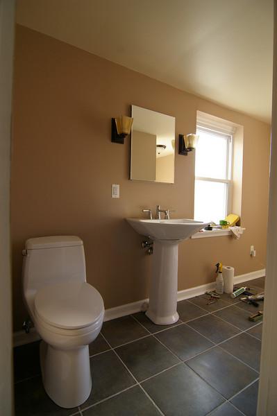 2nd floor bath after