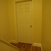 2nd floor hall and door to front bedroom