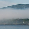 Mists over Bar Harbor, Maine