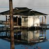 Boathouse at Dawn, Lake Gaston, North Carolina