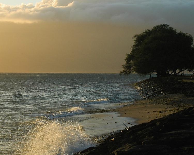 Late Afternoon on Maui Coast