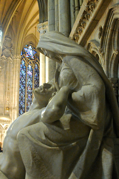 St. Patrick's Cathedral, Pieta