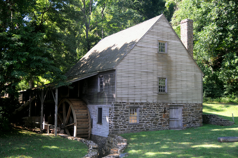 Gristmill at Stratford Hall