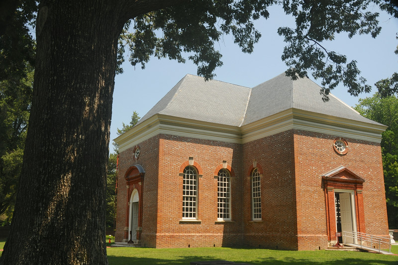 Christ Church, Weems, Virginia, 1735
