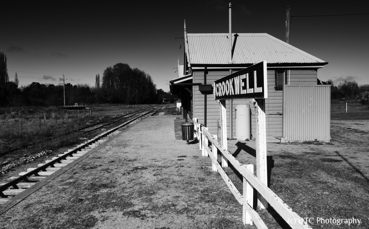 Crookwell station