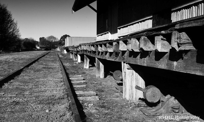 Railways work shed, Crookwell
