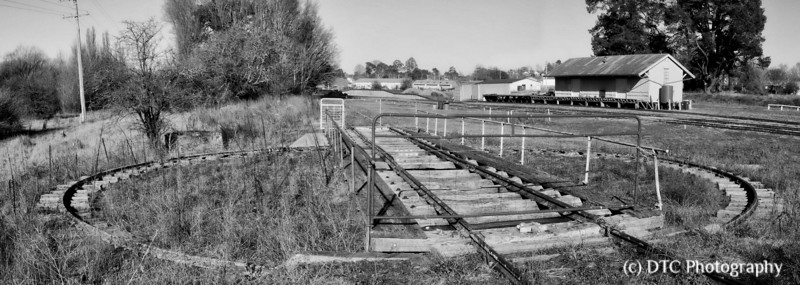 Turntable, Crookwell