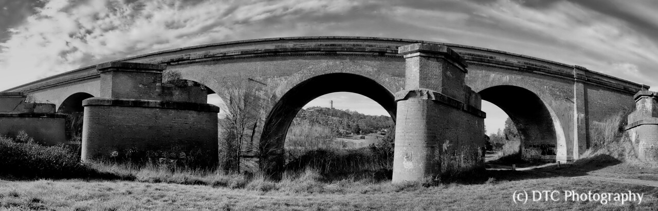 Railway viaduct, North Goulburn