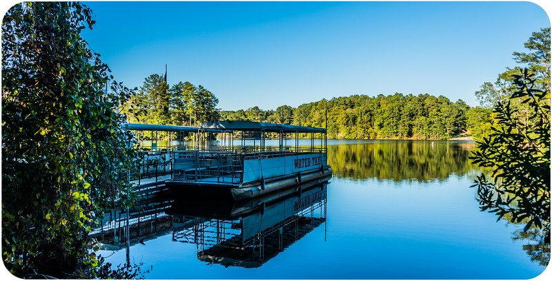 Stone Mountain Lake Waterfront
