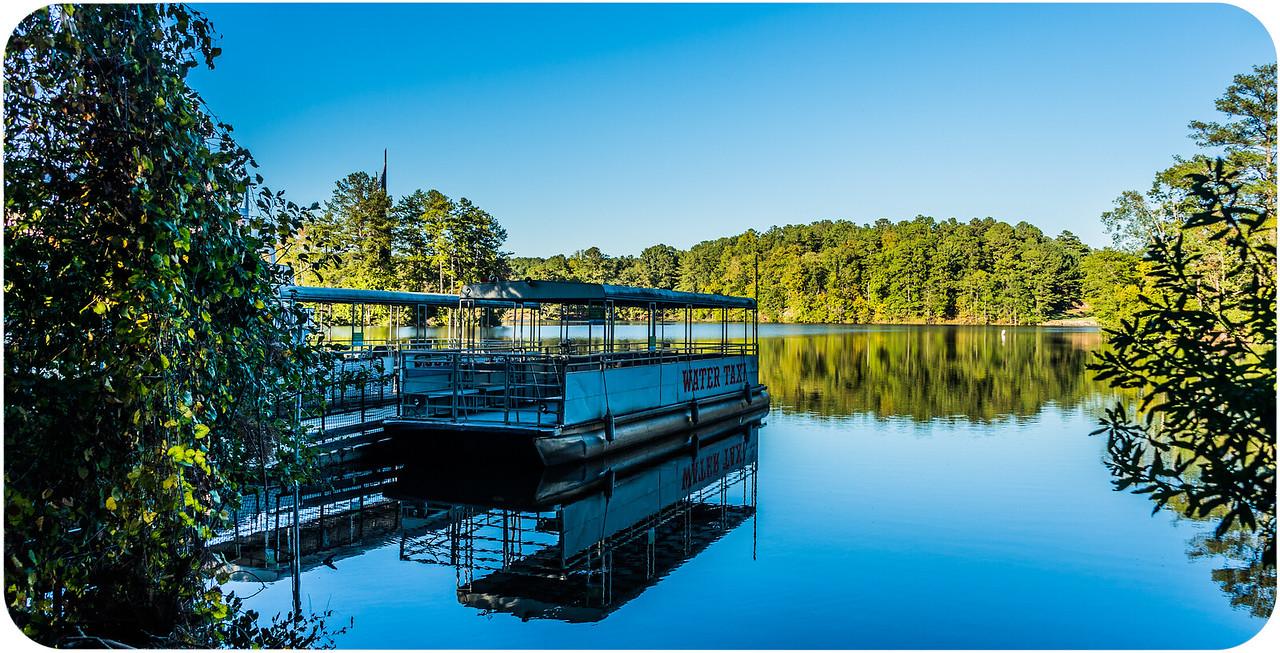 Stone Mountain Lake Waterfront