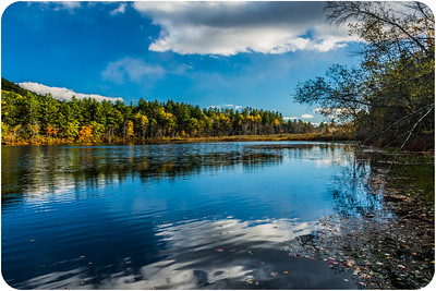 New England in the Fall