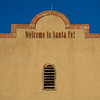We traveled to Santa Fe, New Mexico, just for a mini-vacation over Christmas and New Year's in December 2013.