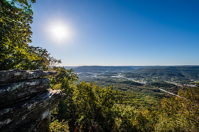 The View from the Lookout Mountain