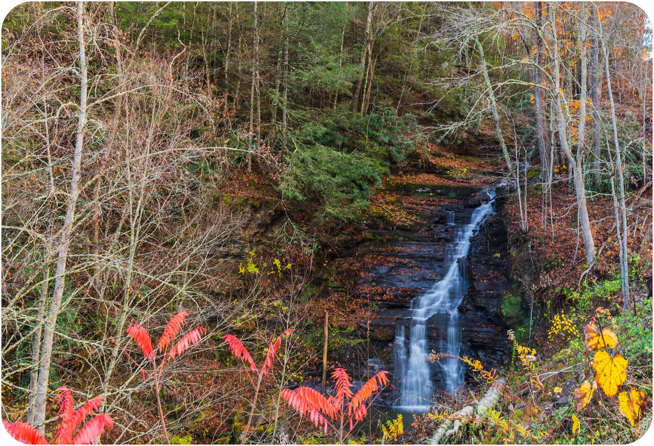 Pipestem Falls