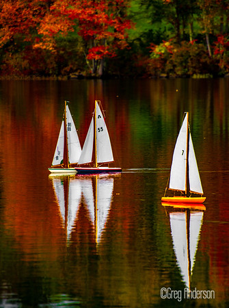 Model Yacht Racing