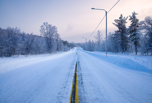 Lonely Road, Finland