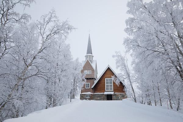 Karesuando Church, Finland