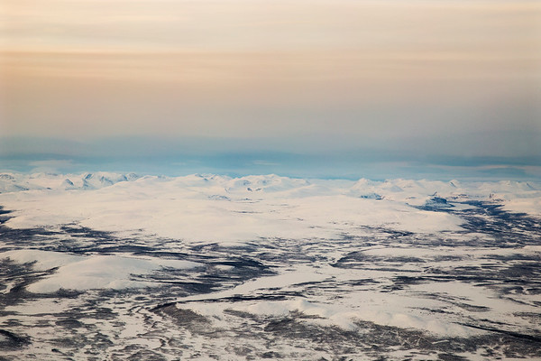 Above The Wilderness, Arctic Finland