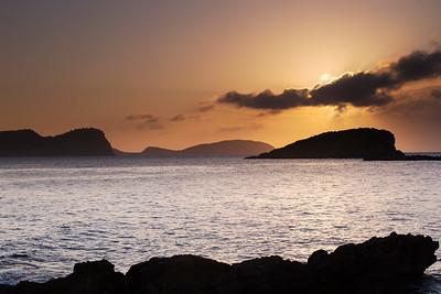 Ibizan Sunrise