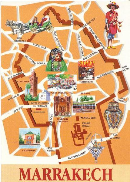 433_Marrakech_Carte_ville_qui_a_donne_son_nom_au_Maroc