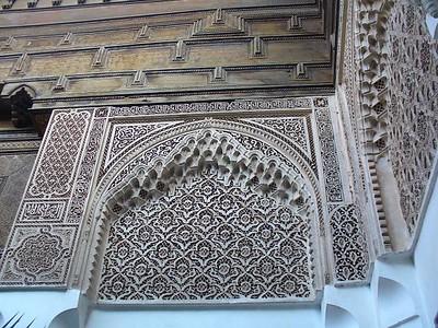 470_Marrakech_Palais_El_Bahia_Stuc_Scuplte_ou_cisele
