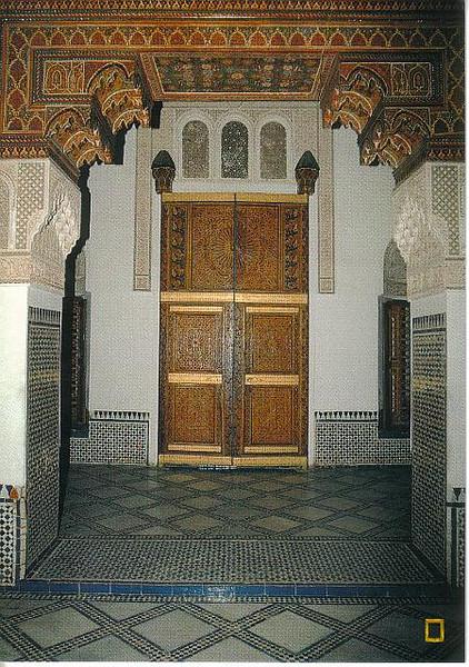 466_Marrakech_Le_Palais_El_Bahia
