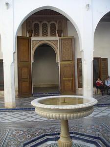 473_Marrakech_Le_Palais_El_Bahia_Patio_et_Cour_Interieure
