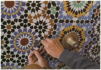 004_Maroc_Zelliges_en_carreaux_de_faiences_polychromes