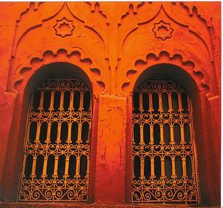 011_Maroc_Fenetre_Un_Moucharabieh_Pour_voir_sans_etre_vu