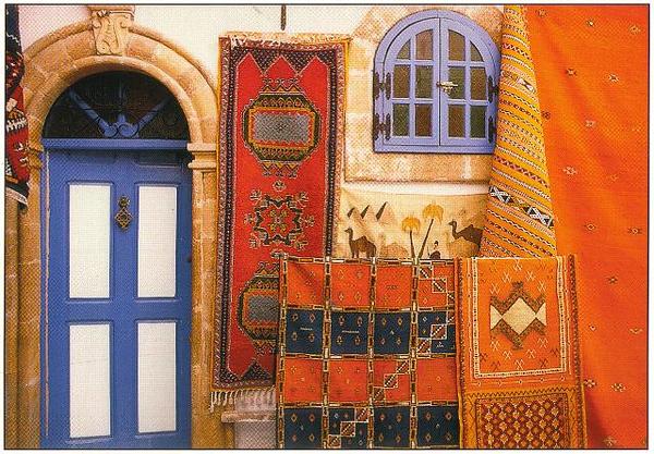 006_Maroc_Typique_Facade_d_une_maison_et_ou_Boutique