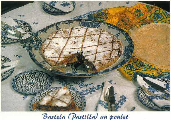 025_Maroc_Typique_Bastella_Pastilla_au_poulet