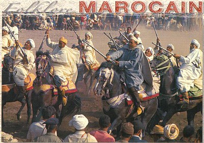 017_Maroc_Typique_Folklore_La_Fantasia