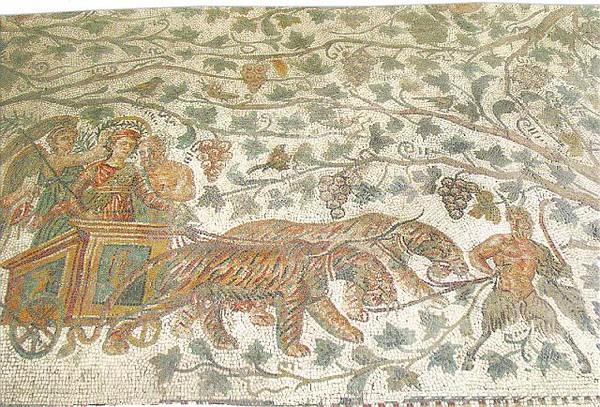 041_Tunis_Musee_du_Bardo_Mosaique_Romaine