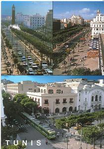 016_Tunis_L_Avenue_Habib_Bourguiba