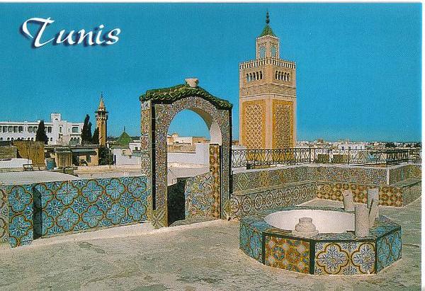 020_Tunis_La_terrasse_du_Palais_d_Orient_Decor_de_ceramique