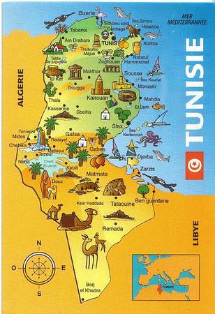002_Tunisie_Carte_du_Pays