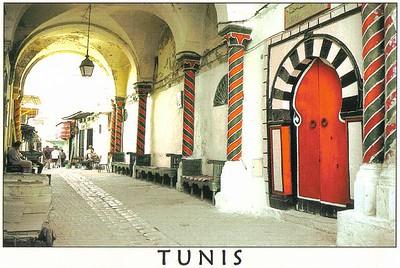 021_Tunis_Souk_et_Porte_d_entree