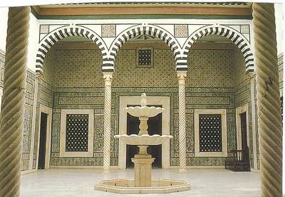 025_Tunis_Musee_du_Bardo_Le_patio