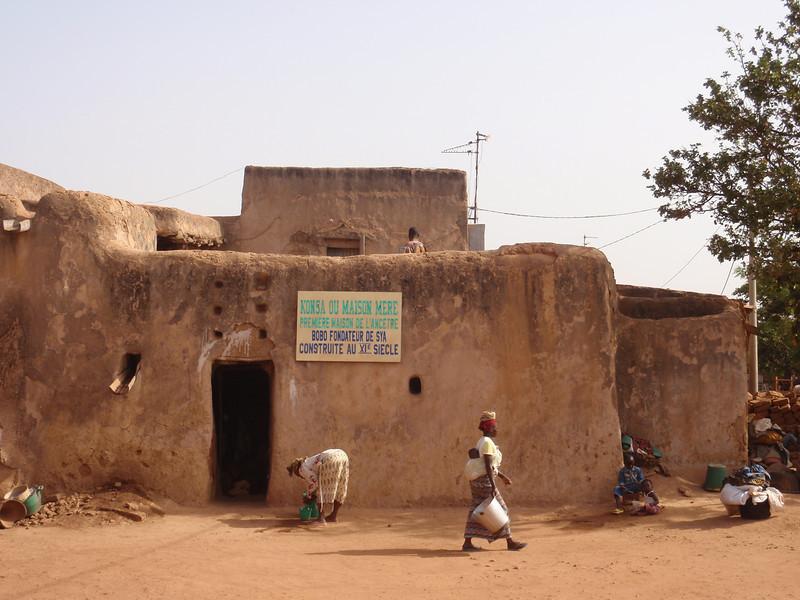 028_Mother House of Bobo Ancestors  Founder of Sya  11th  C