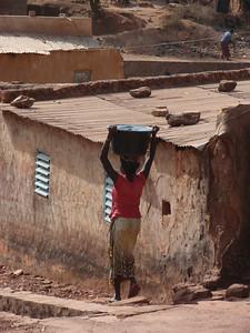 036_Bobo-Dioulasso  The Old Quarter of Kibidwe  Daily Life