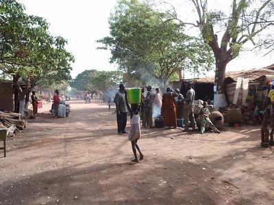 015_Bobo-Dioulasso  The Old Quarter of Kibidwe  Calm Atmosphere
