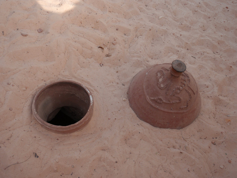 011_Bobo-Dioulasso  The Grand Mosque  Roof Ventilation Openings