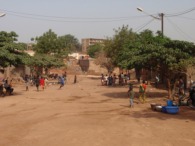 029_Bobo-Dioulasso  The Old Quarter of Kibidwe  Daily Life