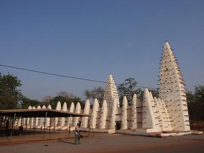 007_Bobo-Dioulasso  Bobo Tribe Country  Grande Mosquee  1893