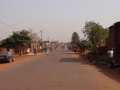 012_Bobo-Dioulasso  Burkina Faso's Second Largest City