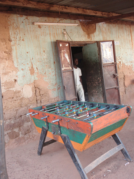 014_Bobo-Dioulasso  The Foot Table Game